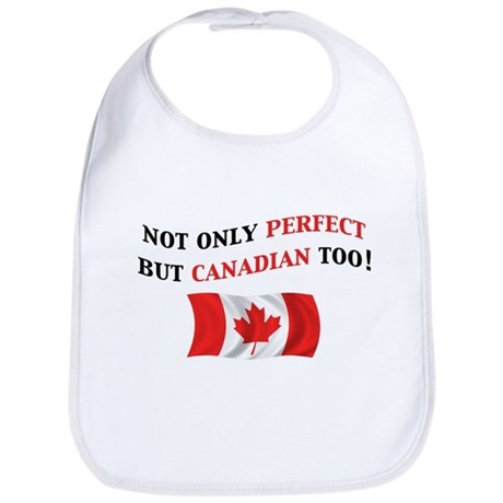 Perfect Canadian 2 Bib