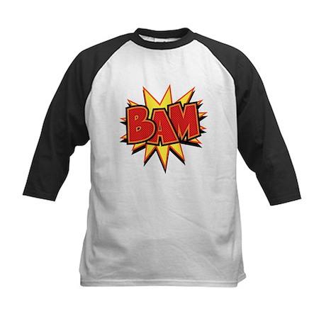 Bam III Kids Baseball Jersey