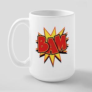 Bam III Large Mug