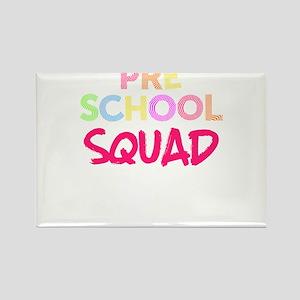 Preschool Design Squad Preschool Pink Ligh Magnets