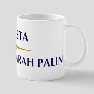 GOLETA supports Sarah Palin Mug
