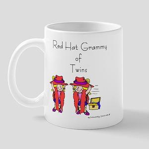 Red_Hat_Grammy_Twins Mug
