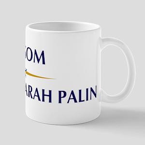 FOLSOM supports Sarah Palin Mug