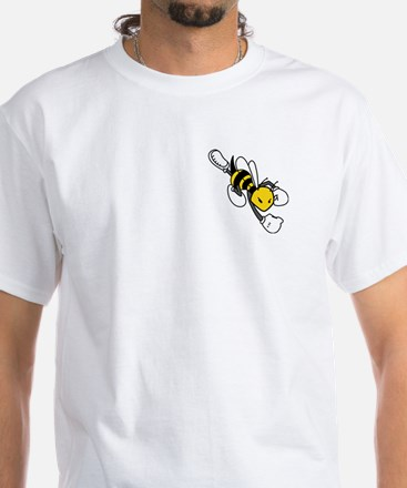 White T-Shirt (2-sided)