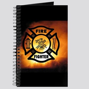 Fire Fighter Photo Journal