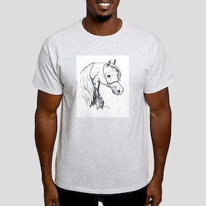 Arabian Portrait Light T-Shirt