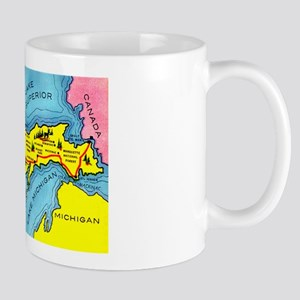 Michigan Northern Upper Peninsula Mug