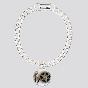 Clef and Film Reel by Le Charm Bracelet, One Charm