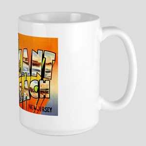 Point Pleasant Beach NJ Large Mug