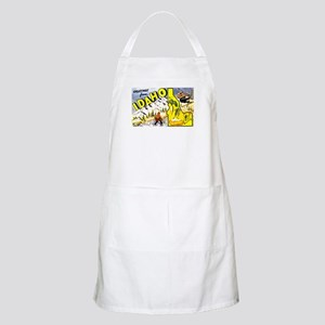 Idaho State Greetings BBQ Apron