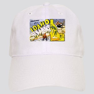 Idaho State Greetings Cap
