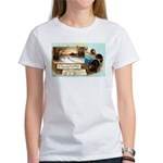 Contentment and Peace Women's T-Shirt