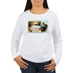 Contentment and Peace Women's Long Sleeve T-Shirt