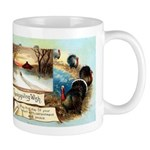 Contentment and Peace Mug