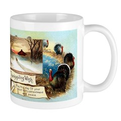 Contentment and Peace Mug