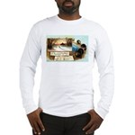 Contentment and Peace Long Sleeve T-Shirt