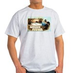 Contentment and Peace Light T-Shirt