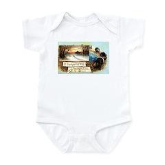 Contentment and Peace Infant Bodysuit