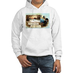 Contentment and Peace Hoodie