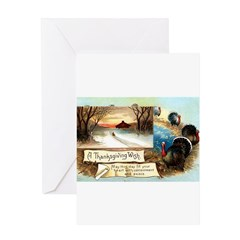 Contentment and Peace Greeting Card