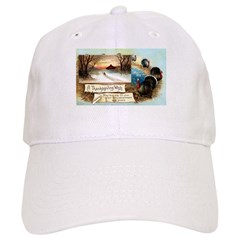 Contentment and Peace Baseball Cap