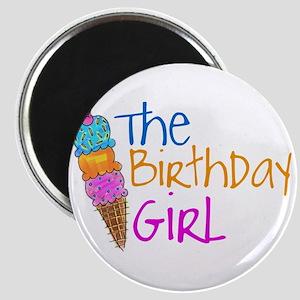 The Birthday Girl Magnet