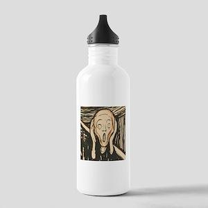 Edvard Munch ISAK skam Water Bottle