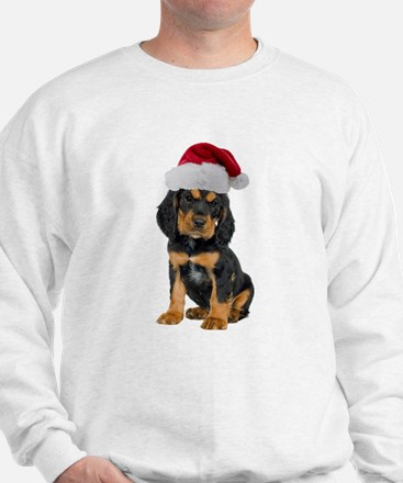 Gordon Setter Christmas Sweatshirt