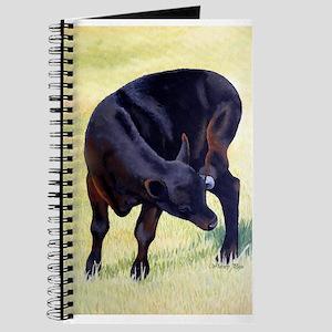 Black Angus Calf Journal