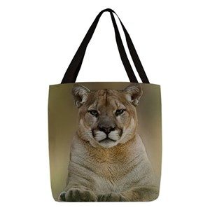 96df7c3ed8 Animals Wildlife Polyester Tote Bags - CafePress