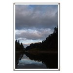 Cloudy River Banner