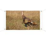 Wild Turkey Banner