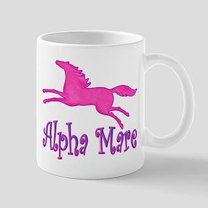 Alpha Mare cute pink horse Mug