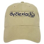 Dyslexia.tv Logo Cap