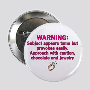 Chocolate & Jewelry Button