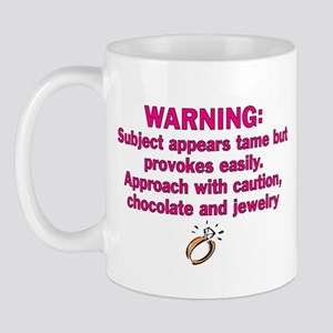 Chocolate & Jewelry Mug