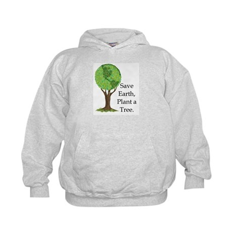 Save Earth Kids Hoodie