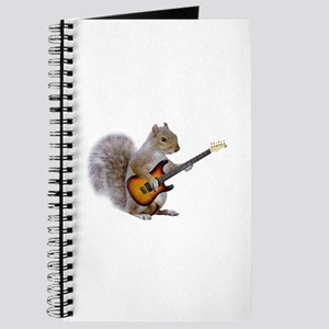 Squirrel Guitar Journal