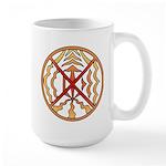 Native Spirit Art Large Mug