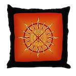 Native Spirit Art Throw Pillow