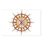 Native Spirit Art Postcards (Package of 8)