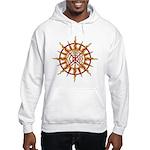Native Spirit Art Hooded Sweatshirt