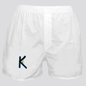 K (Boy) Boxer Shorts