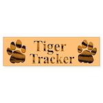 Tiger Tracker Bumper Sticker (50 pk)