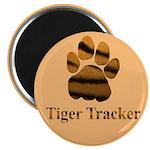 Tiger Tracker Magnet