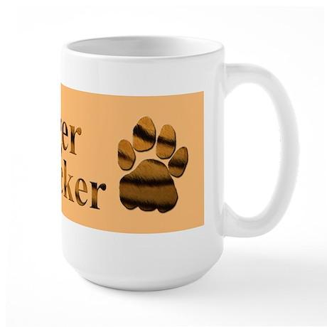Tiger Tracker Large Mug