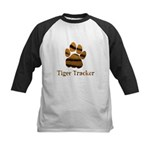 Tiger Tracker Kids Baseball Jersey