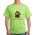 Tiger Tracker Green T-Shirt