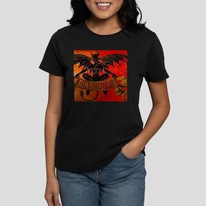 Halloween Devil Women's Dark T-Shirt