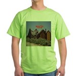 Bailout This! Green T-Shirt